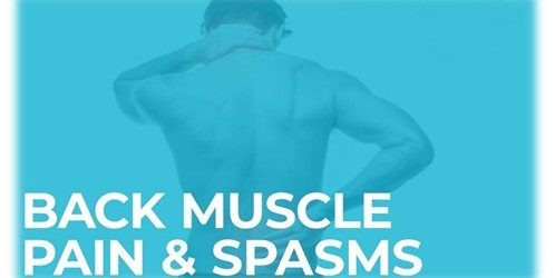 Back spasms.. know the causes and how to get rid of back spasms