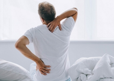 Lower Back Pain at night while Sleeping