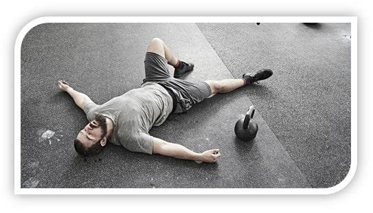 Take A Break During Exercises