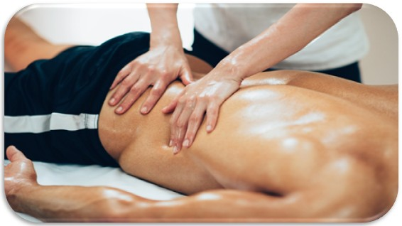 relaxing massage is always the best