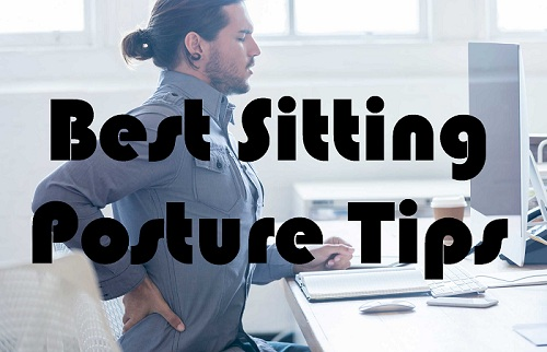 Photo of 4 wrong sitting postures cause back pain
