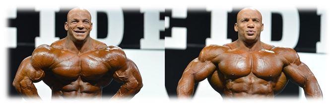 Mr Olympia big ramy bodybuilder
