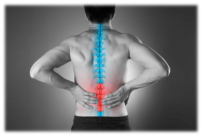 Symptoms of Pulled muscle in the lower back