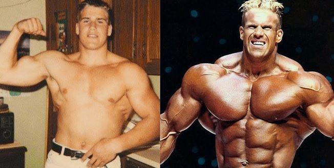 jay cutler before bodybuilding