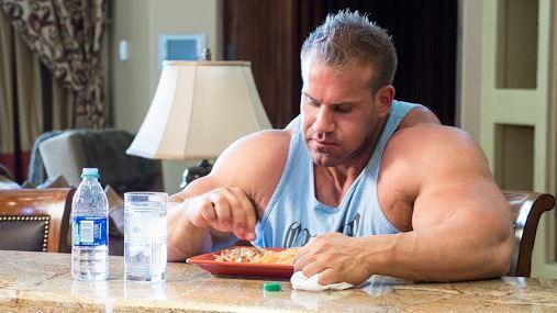 Jay cutler meal plan