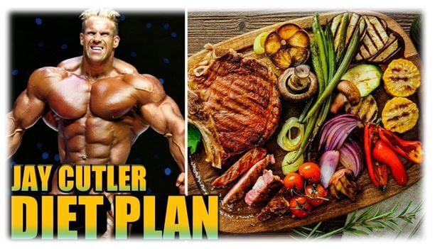 Jay cutler meal plan