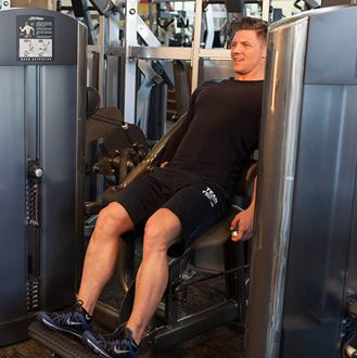 Seated Back Extension