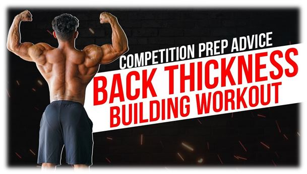 Last Back Exercises for Contest Prep