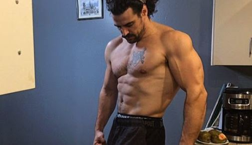 Life and Workouts and Diets of Eric Bugenhagen