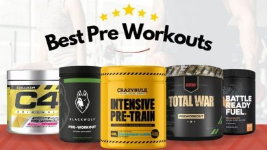 Photo of Best 4 Pre Workout supplements for Building Muscles